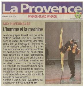 INFLUX Presse 2