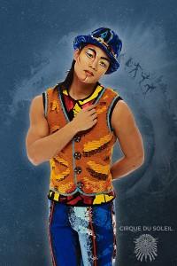 Lionel HUN By Cirque du Soleil
