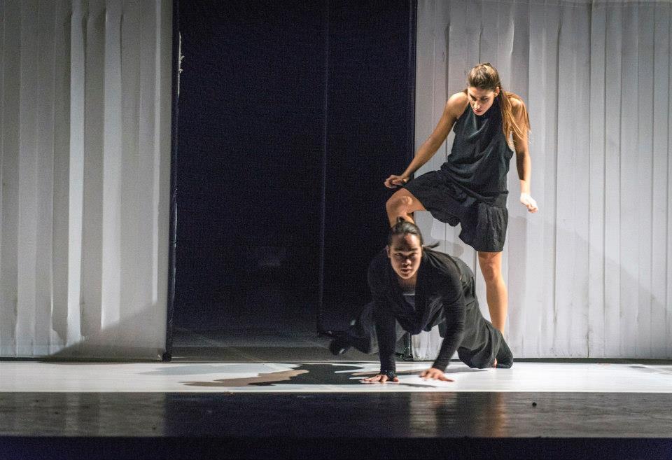 floorwork dance
