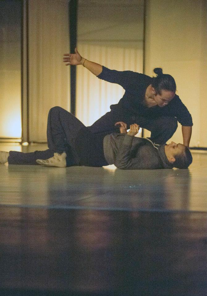 lionel hun choreography