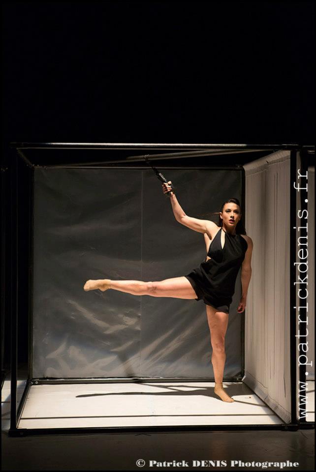 dancer leg