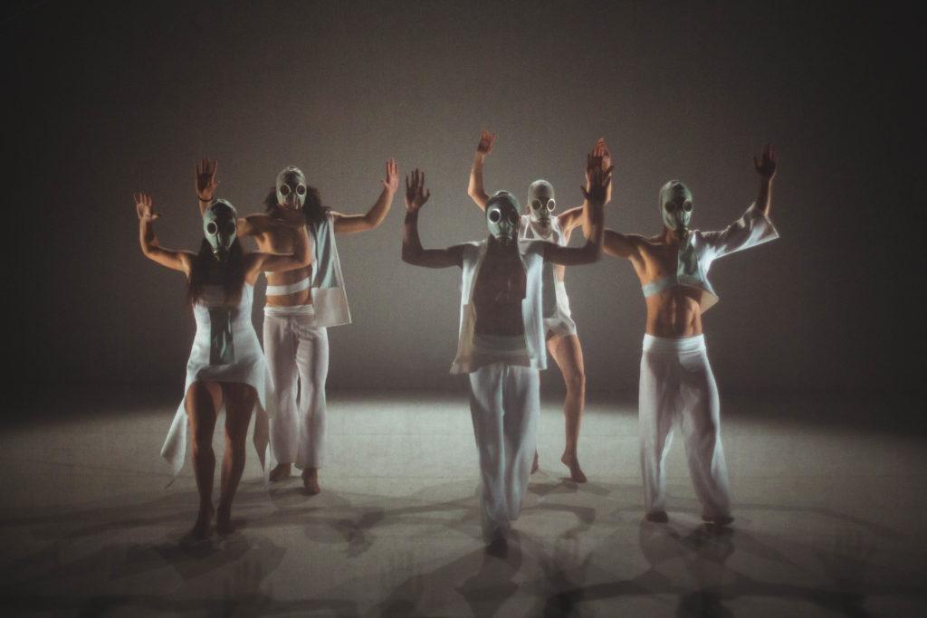 mask choreography