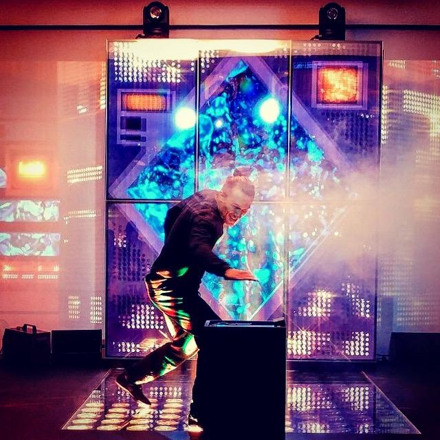 lionel hun interactive choreography