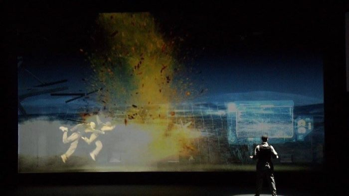 choreography interactive technology