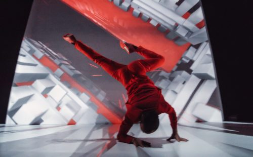 lionel hun choreographer dubaï film