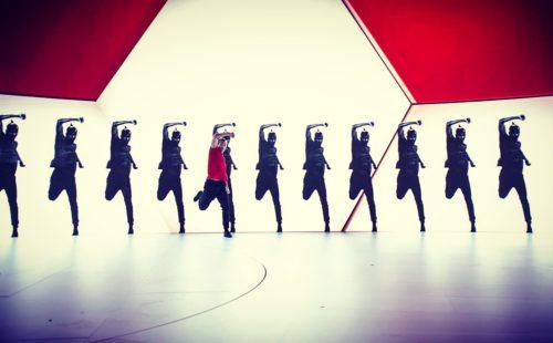 lionel hun interactive dance choreographer