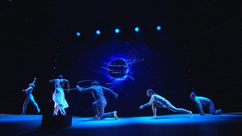 interactive dancers