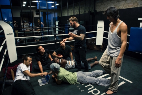 Lionel Hun director dancers