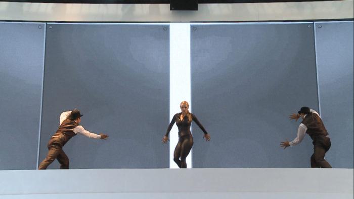 lionel hun dance choreography