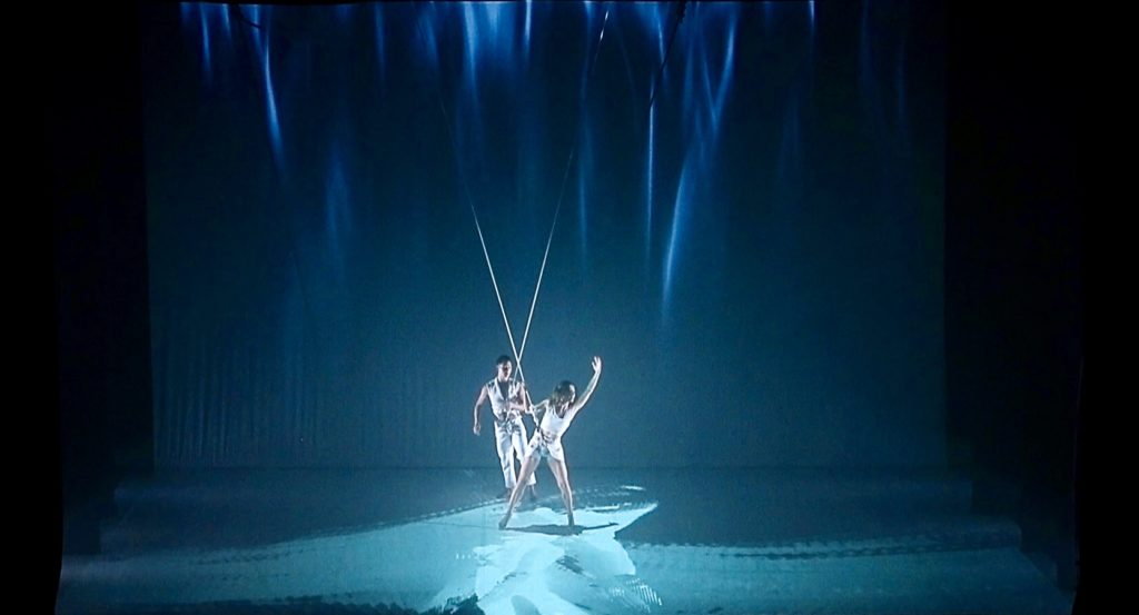 interactive dance